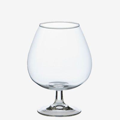 Cognacglas met een inhoud van 80 cl