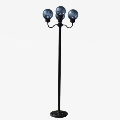 Luxe staande lantaarn met 4 bollen, verstelbaar in hoogte