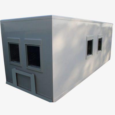 Kassacontainer voor zes tot tien personen