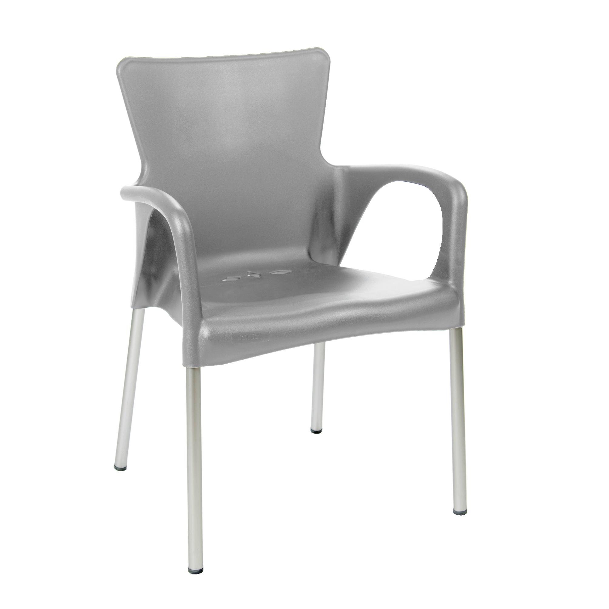 Kuipstoel fleur grijs berkelland verhuur - Grijs meubilair ...