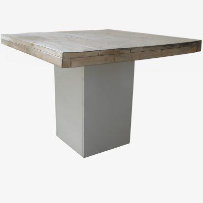 Lage treviso tafel 100 bij 100 cm